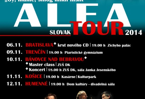 Alea On Tour 2014