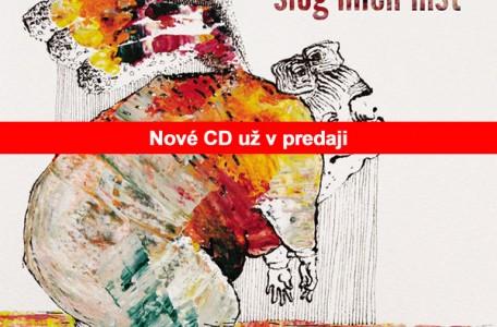 Nové CD Alea - Oy, mame, shlog mikh nisht!