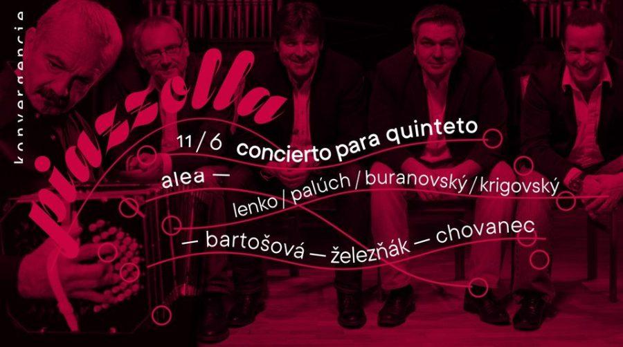 PIAZZOLLA - Concierto para Quinteto